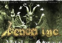 Venom inc. / Vital Remains, Mortuary Drape, Nervochaos, Desecrator
