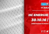 17. kolo: HC Olomouc – HC Energie Karlovy Vary