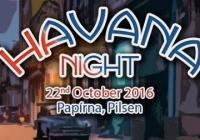 Havana NIGHT - salsová megaparty podzimu 22.10