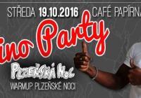 Latino Warmup Party ★ DJ MARIO ★ Plzeňská noc 2016
