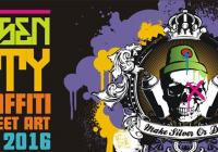 Pilsen city: Graffiti street art jam 2016