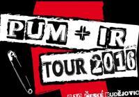 P.U.M + IR Tour 2016 - České Budějovice