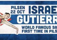 Salsa workshopy s Israel Gutierrezem (Cuba) 22.10
