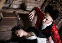 Sraz upírů - derniéra výstavy Dracula a ti druzí