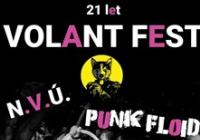 21 let Volant Fest - Volant, Punk Floid, N.V.Ú., Záviš atd.