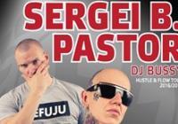 AK x Ostrava - Sergei Barracuda  Pastor - křest alb!