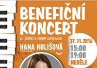 Benefiční koncert nadace Krtek