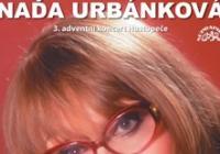 Naďa Urbánková - adventní koncert