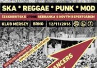 The Chancers (CZ/UK) + Punky Reggae Party