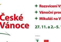 České Vánoce na Výstavišti Holešovice