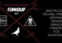 Funk'd Up x Hochspannung! x A51 x Hypno808 // Free ENTRY