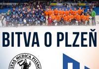 Hokejová Bitva o Plzeň s Kazmou!