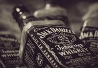 Jack Daniels on the road