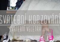 Svatební korzování - Svatební veletrh jinak