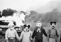 Train to Satanville / Marshmallows rec release