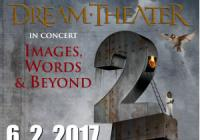 Dream Theater / Images, Words Beyond tour