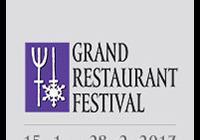 Grand Restaurant Festival 2017