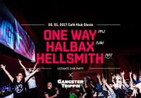 Gangster Trippin - ONE WAY /PL/ & Halbax /Let It Roll/