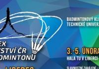 Mistrovství ČR v badmintonu 2017