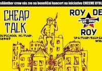 Roy de Roy, Cheap Talk, Turboburek