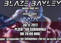 Blaze Bayley + Katr