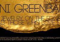 Přednáška - Toni Greenbaum