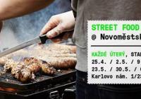 Street Food Pop Up na Novoměstské radnici