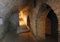 Noční prohlídky zámeckého podzemí