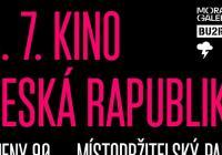 Scalní letňák: KMENY 90 Česká RAPublika
