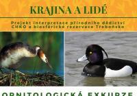 Ornitologická exkurze na Břilické rybníky