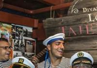 Bengas na lodi Tajemství