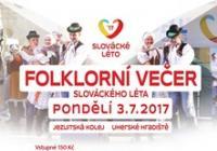 Folklórní večer