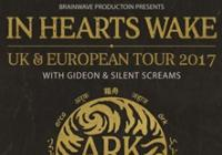 In Hearts Wake (AUS) + Gideon (USA) + Silent Screams (UK)