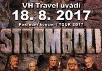 Koncert kapely Stromboli