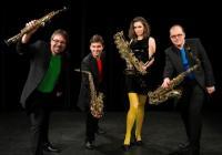 Večer pro čtyři saxofony