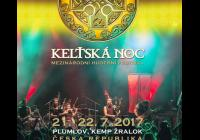 Keltská noc 2017 / Mezinárodní hudební festival