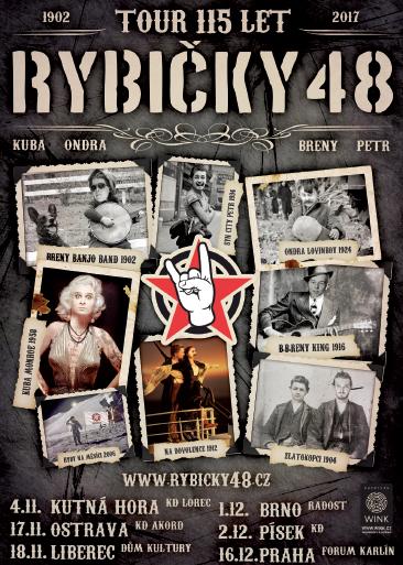 Rybi Ky 48 Tour 115 Let Liberec
