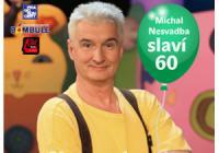 Michal Nesvadba slaví 60!