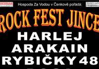 Rock Fest Jince 2017
