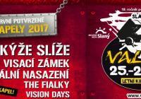 Slánský festival Valník 2017