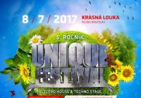 Unique festival open air