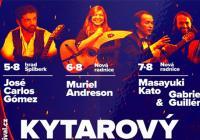 Masayuki Kato Gabriel Guillén / Mezinárodní kytarový festival Brno