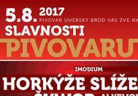 Slavnosti pivovaru Uherský Brod 2017