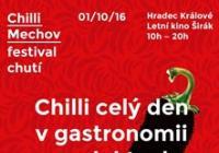 Chilli festival Mechov