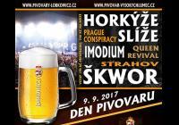Den Pivovaru Vysoký Chlumec