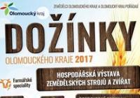 Dožínky Olomouckého kraje 2017