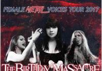 Female Metal Voices Tour 2017