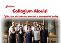 Koncert sboru Collegium Alouisi