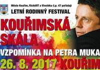 Rodinný festival Kouřimská skála aneb vzpomínka na Petra Muka