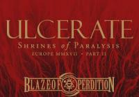 Ulcerate / Blaze of Perdition / Outre
